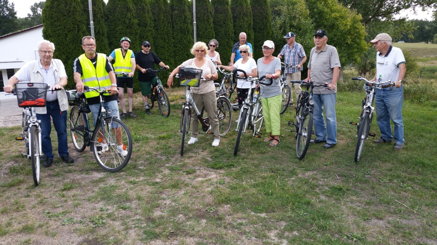 Landesverband Kreis Herzogtum Lauenburg Ev Fahrradfahren